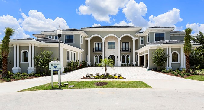 Orlando mansion for rental