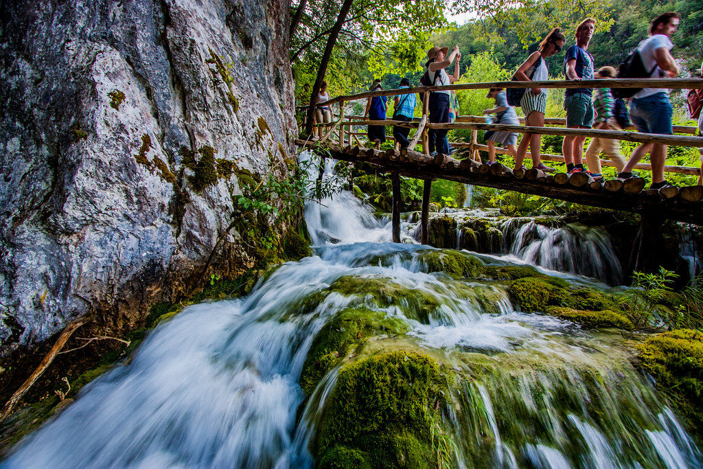 Unusual Things to do in Croatia - Plitvice Lakes